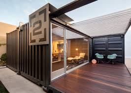 interested in creative ways to reuse shipping containers try out