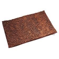 Soft Bathroom Rugs Ealek Soft Bath Mat Microfiber Shag Bathroom Rugs Non Slip