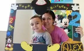 mickey mouse photo booth d i y cabina de fotos mickey mouse photobooth