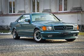mercedes benz 500sec amg 5 4l 310km 1984 u2013 cena do uzgodnienia