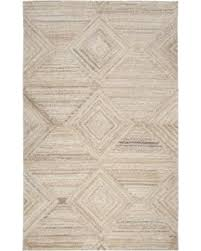 Rizzy Home Rugs Spring Special Rizzy Home Hand Tufted Suffolk Tan Geometric