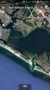 Fort Walton Beach Florida Map by Apartment Unit 417 At 417 Waterway Lane Fort Walton Beach Fl