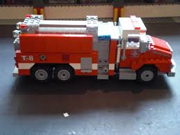 lego ford truck apparatus south palm lego fire department