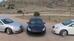 How Much Are Dodge Darts 2013 Dodge Dart Vs Buick Verano Vs Chrysler 200 0 60 Mph Starter