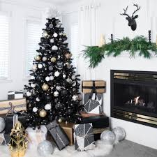 we love this black and metallic holiday look western living magazine