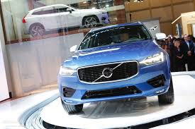 new 2017 volvo xc60 united cars united cars 2018 volvo xc60 making u s debut at new york auto show