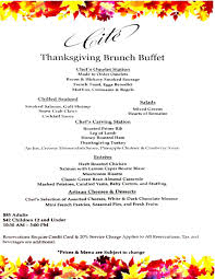 thanksgiving uncategorized thanksgiving menu las vegas