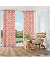 don u0027t miss these deals on red outdoor curtains