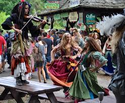 why you should plan a trip to a renaissance faire this summer