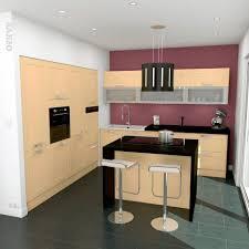 Cuisine En U Avec Ilot by Moderne Wohndekoration Und Innenarchitektur Belle Cuisine
