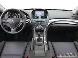 nissan acura 2012 2012 acura tl sh awd first drive modified magazine
