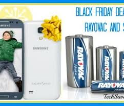stock up upgrade black friday deals from rayovac and sprint