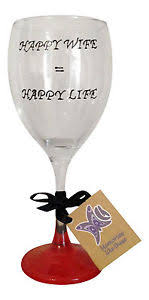 novelty wine glasses gifts happy happy painted novelty wine glass gift for