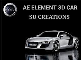 Audi R8 Models - after effects tutorial audi r8 element 3d car tutorial with