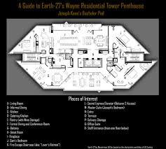 executive tower b floor plan earth 27 living joseph kane u0027s penthouse by roysovitch on deviantart