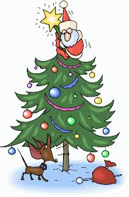 Funny Animated Christmas Decorations by Animated Christmas Decorations Clipart Collection