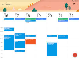 best google calendar for android