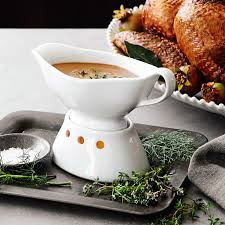 gravy boat with warming base williams sonoma