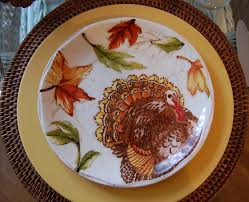 thanksgiving tablescape for the kids