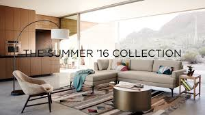 west elm andes sofa review step into summer with our latest collection youtube