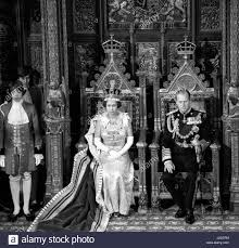 Queen Elizabeth Ii House Queen Elizabeth Ii And Prince Philip Duke Of Edinburgh Seated On