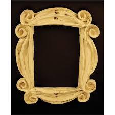 monica u0027s frame around the door from friends