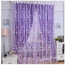 Purple Sheer Curtains Purple Sheer Curtains Eulanguages Net