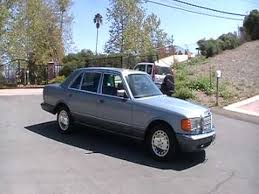 mercedes for sale by owner 1988 mercedes 560sel 560 sel w126 for sale 1 owner pristine