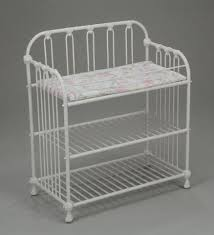 Iron Changing Table Bratt Decor Changing Table Reviews Wayfair Changing Table