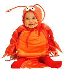Amazon Boys Halloween Costumes Amazon Mullins Square Lobster Baby Costume Clothing