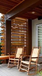 how to build a wood slat screened porch front porches porches