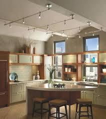 Lighting Designs For Kitchens Kitchen Track Lighting Ideas Enchanting Kitchen Rail Lighting And