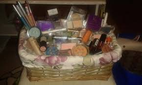 makeup gift baskets large makeup gift basket for sale in longford town