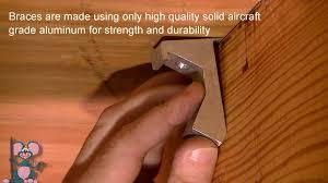 Squeaky Floor Repair Squeak Relief Installation Youtube