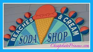 Disney World Kitchen Sink by Disney World Must Eat Beaches U0026 Cream Soda Shop For Ice Cream Fun