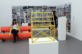frieze new york weird and wonderful works of contemporary art on