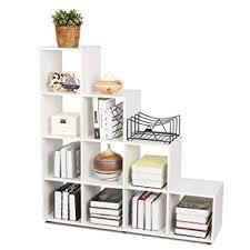 rangement livre chambre homfa bibliothèque étagère de livres rangement de livre étagère de
