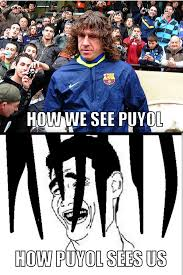 Soccer Memes Funny - soccer memes carles puyol