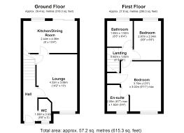 mayflower floor plan 2 bed semi detached house for sale in mayflower gardens rochdale