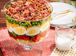 best seven layer salad recipe how to make seven layer salad