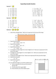 percentages gcse revision worksheet by mrsmorgan1 teaching