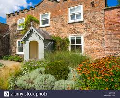 the gardeners cottage at the walled rose garden wynyard hall tees