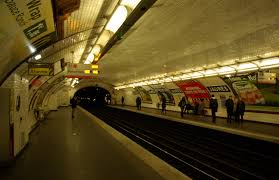Paris Subway File Paris Metro Jaurès 002 Jpg Wikimedia Commons