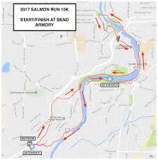 Run Map Course Descriptions