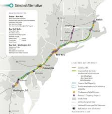Boston T Train Map by Feds Drop Old Saybrook To Rhode Island Bypass From Final Rail Plan