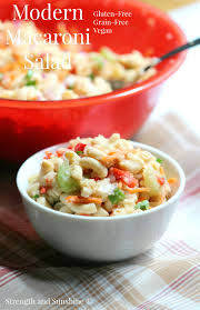 Pasta Salad Recipe Mayo by Macaroni Archives Strength And Sunshine
