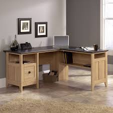 L Shaped Desk With Locking Drawers by L Shaped Desk For Solution Decorative Furniture