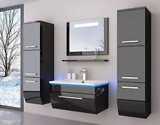 badezimmer m bel g nstig badmöbelsets in weiß günstig kaufen ebay