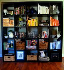 organising your bookshelf vault couture blog