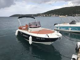 cabin fisher fisher 20 sundeck cabin for rent supetarska draga croatia